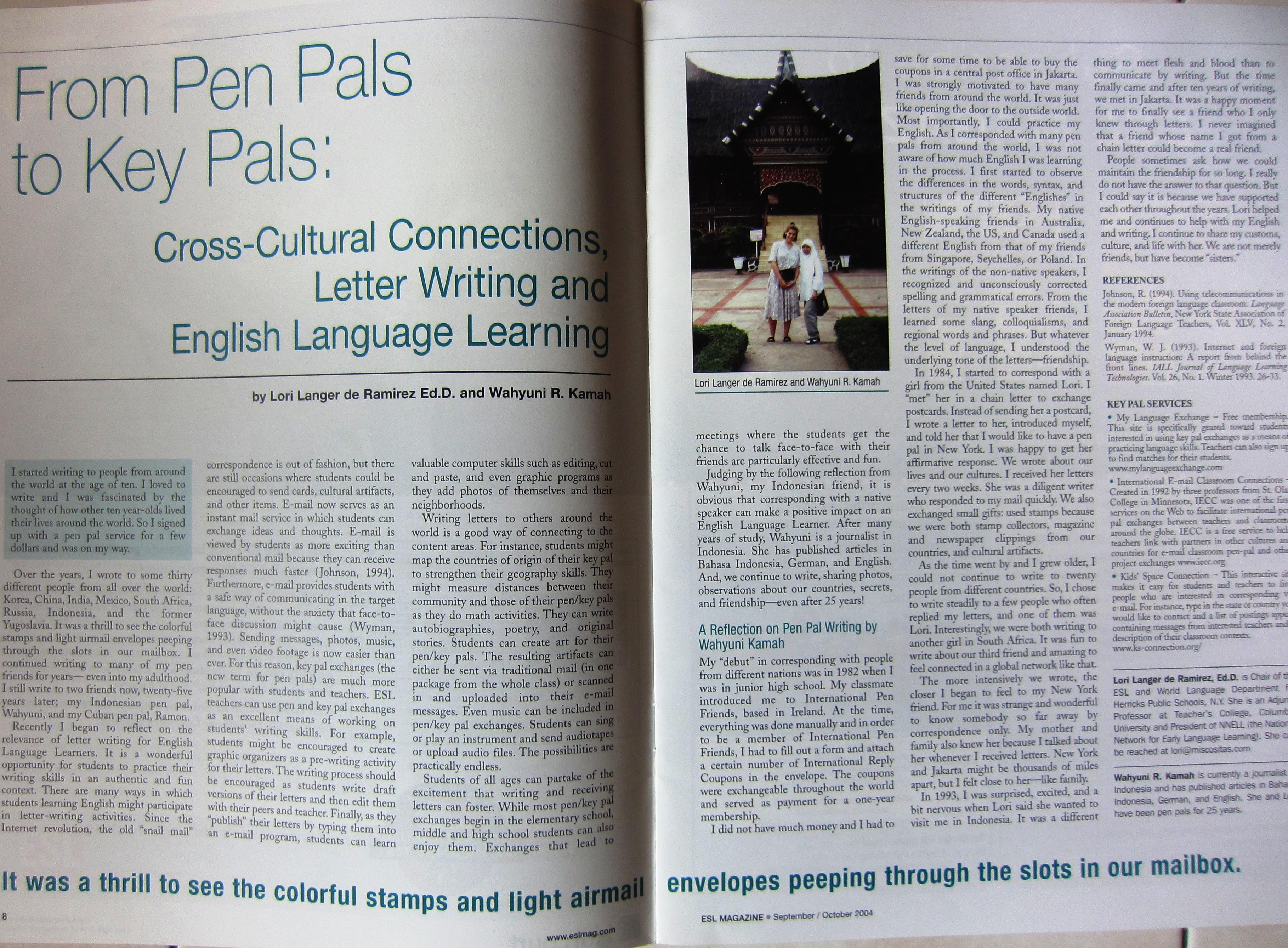 ESL Mag 2004