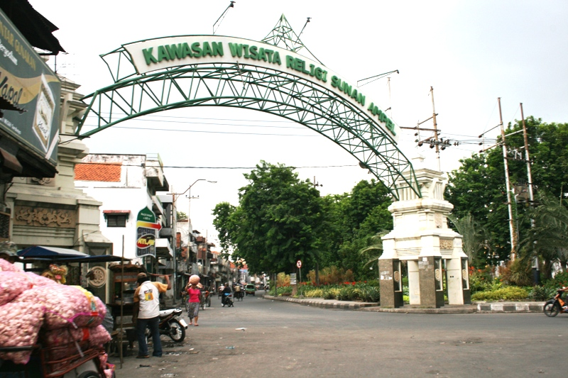 Ampel A Religiously And Culturally Vibrant Area In Surabaya